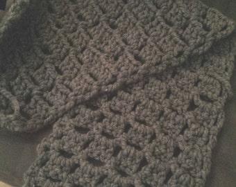 Hand Made Woolen Scarf
