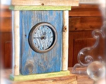 "SERIES ""time"" unique table clock"