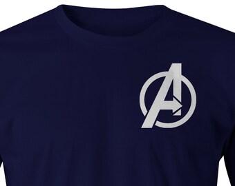 Avengers logo T-shirt, Avengers Civil War T-shirt, Avenger T-shirt Avengers Tees, Captain America tee,Iron manTee,Civil War T-shirt