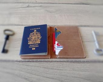 Passport Wallet, Travel Wallet, Passport Money Wallet, Travel Purse, Passport Purse, Passport Cover, Passport Wallet Cover