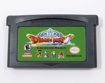 Dragon Quest Monsters: Caravan corazón cartucho inglés ventilador traducción para Nintendo juego Boy Advance GBA RPG carro - envío gratis!