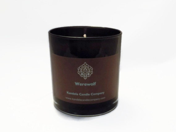 Werewolf Scented Candle in 13 oz. Straight Tumbler