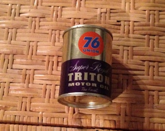 Union 76 oil can bank