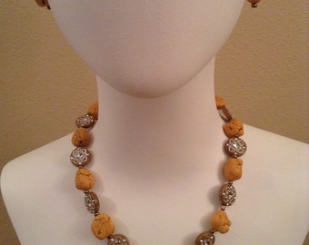 Orange/Brown Jewelry / jewelry orange/brown