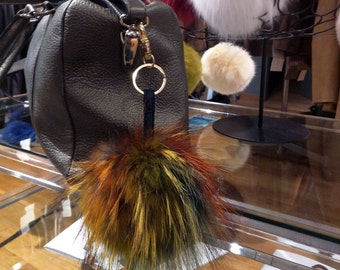 Pom Pom de Renard of all colors | Fur Solsona
