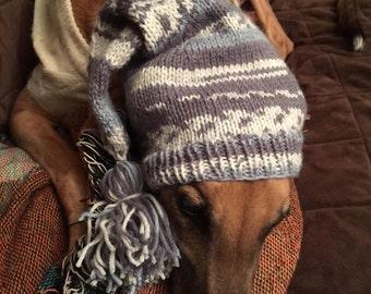 Custom Greyhound Hat