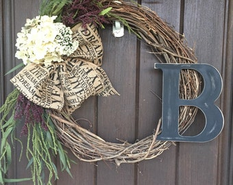 Custom Wreath----