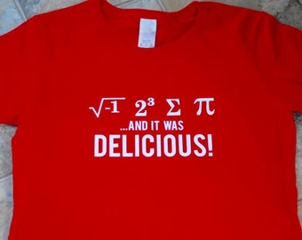 Pi Day shirt, Custom Pi Day shirt, math nerds shirt, geek math shirt, math tee, cutom math shirt