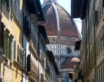 The Duomo (Florence, Italy)