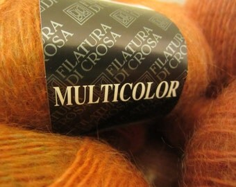 Filatura Di Crosa in Multicolor - Mohair (18 balls available)
