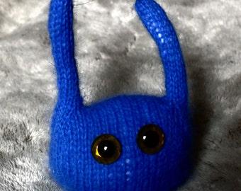 Doudou electric blue Critter