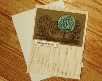 items similar to manly birthday card on etsy, Birthday card