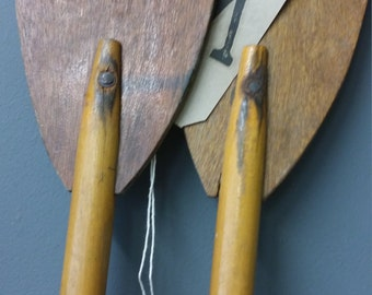Small pair of vintage oars!!!!