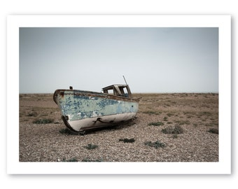 Dungeness, Kent: Photographic card