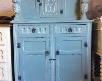 A Fantastic Vintage Monks, buffet cupboard