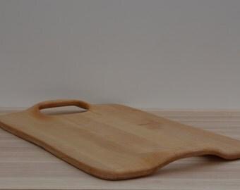 Maple Endgrain Cutting Board / Serving Tray