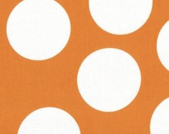 SALE Fabric - Moda Fabric - Half Moon Modern - Tangerine - 32357 28 - Cotton fabric by the yard