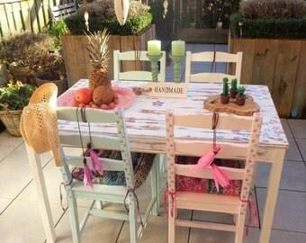 Dining table-set Ibiza