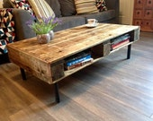 Reclaimed wood Pallet table pallet table coffee table pallet coffee table pallet media unit media unit