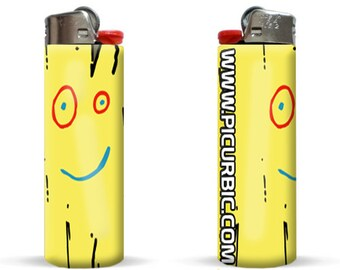 Ed Edd n' Eddy Plank lighter