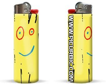 Ed Edd n' Eddy Plank lighter