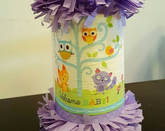 Mini Pinata Party Favors baby shower Goodie Bags Party Bags Birthday Minnie Mouse