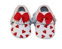 HEARTS Moccasins