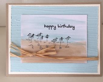 Men's Birthday Card - #16-011
