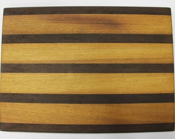 Handcrafted solid wood cutting board