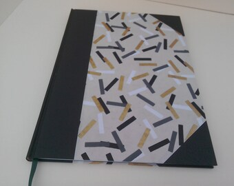 A3 journal with blank pages