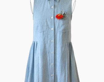 SPECIAL + Alder ShirtDress by Grainline Studio