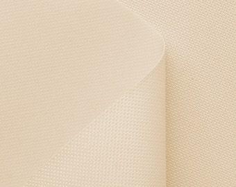 CARRY canvas/canvas - waterproof - color: beige - 0.5 m