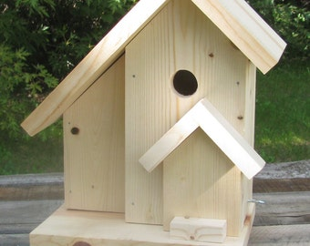 Country Home Birdhouse Kit