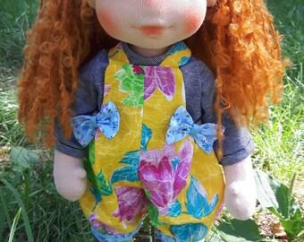 Carlotta waldorf doll