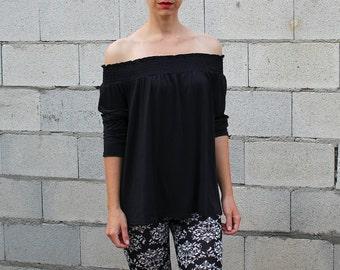 SPECIAL PRICE >>> Off-shoulder blouse