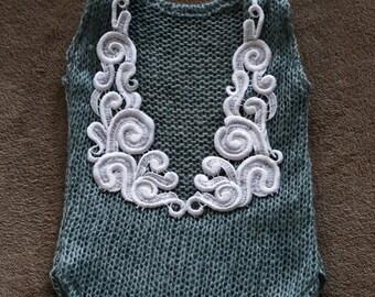photography props lace open back bodysuit newborn