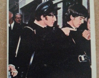 Beatles Diary 15A Trading Card