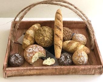 Miniature Bread Basket