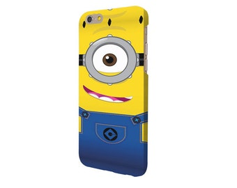 MINION  iPhone case all iPhone models 4/4S/5/5S/5C/6/6S/6 PLUS