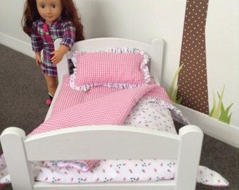Rosebud Dolls Bed