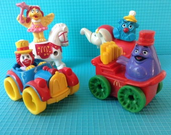 McDonalds happy meal toy