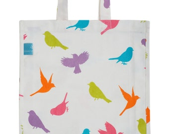 Birds of Paradise Jhola Book Bag