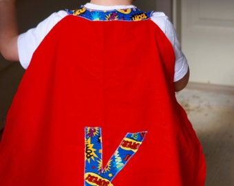 Custom super hero cape