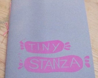 Tiny Stanza Issue #1