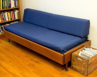 Daybed danish  Mid Century Modern Danish Modern Walnut Daybed Sofa