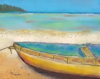 Bahama Boat