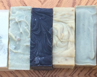 SOAP UNSCENTED Cambrian Blue Clay Amazing Soap