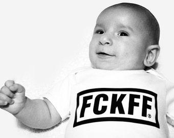 FCKFF ® Baby Bodysuit