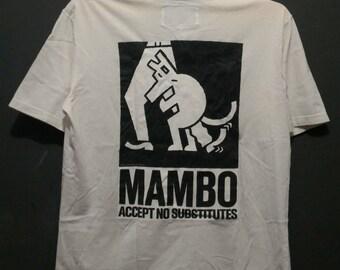 Mambo T-Shirt ©1989 Mambo Graphics