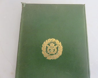 Vintage poetry book of selected poems of Wordsworth